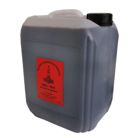 10 Liter Kanister Asen Blut