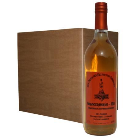 Orangenhonig Met 12 Flaschen