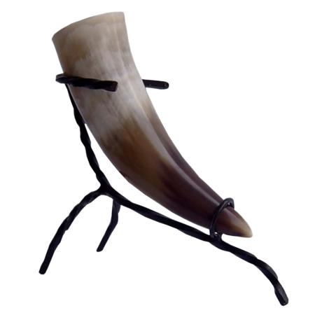Trinkhornständer für Horn ca. 0,1 - 0,2 Liter