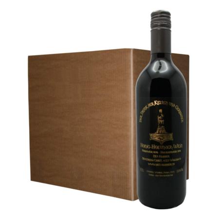 Honig-Holunder-Wein (12 Flaschen)