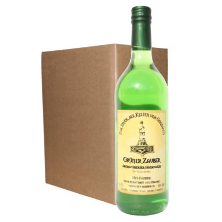 Grüner Zauber (6 Flaschen)