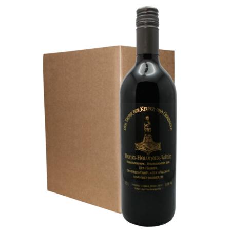 Honig-Holunder-Wein (6 Flaschen)