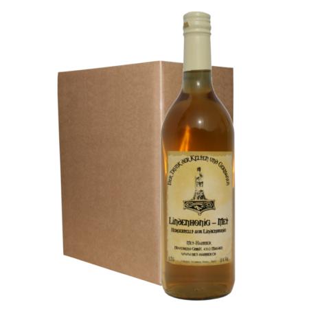 Lindenhonig-Met (6 Flaschen)