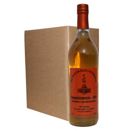 Orangenhonig-Met (6 Flaschen)