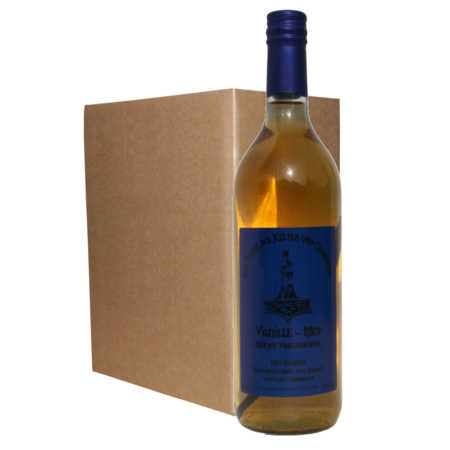 Vanille-Met (6 Flaschen)