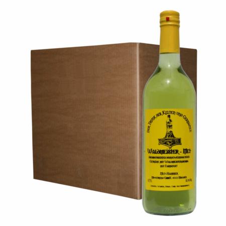 Waldmeister-Met (12 Flaschen)
