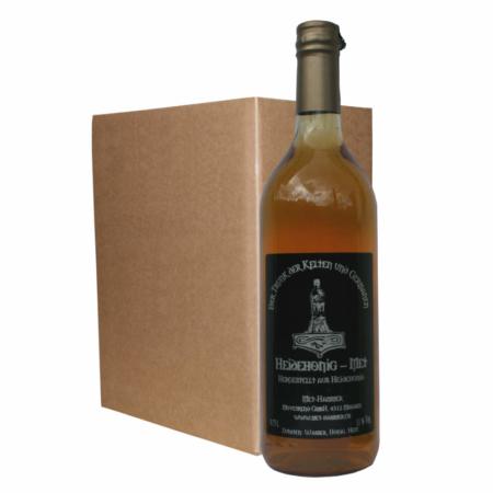 Heidehonig-Met (6 Flaschen)