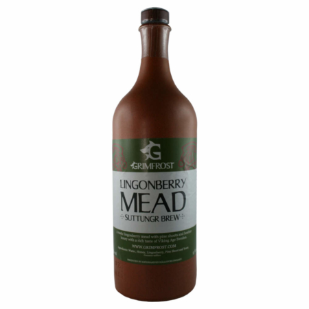 Lingonberry Mead