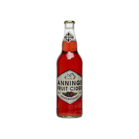 Annings Cider – Crushed Mixed Berries