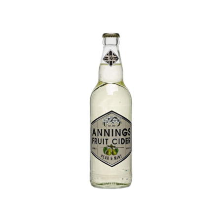 Annings Cider – Pear & Mint
