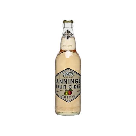 Annings Cider – Pear & Peach
