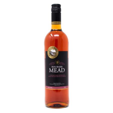 Rhubarb Mead