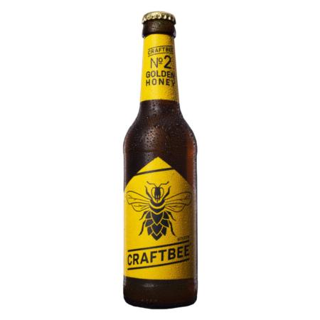 CraftBEE No.2 - Golden Honey