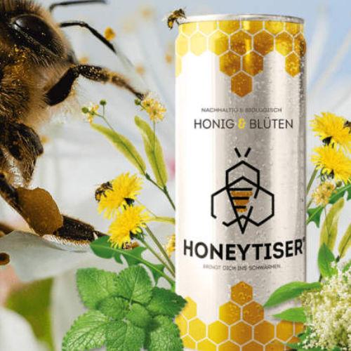 Honeytiser
