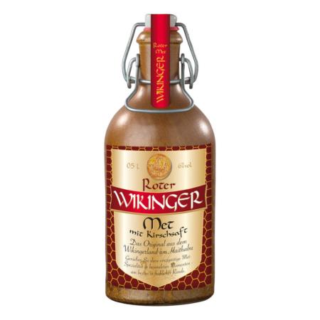 Wikinger Met - Rot in Tonflasche