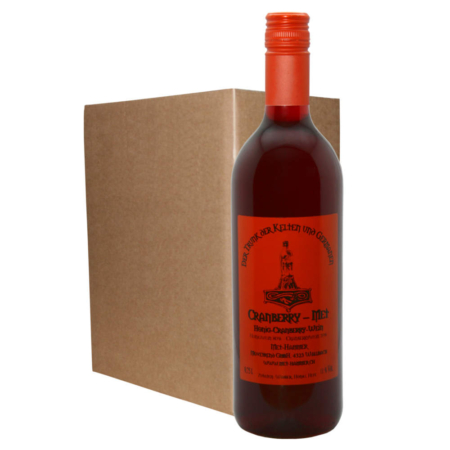 Cranberry-Met (6 Flaschen)