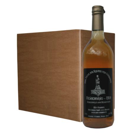 Heidehonig-Met (12 Flaschen)
