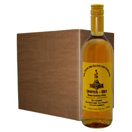 Quitten-Met (12 Flaschen)