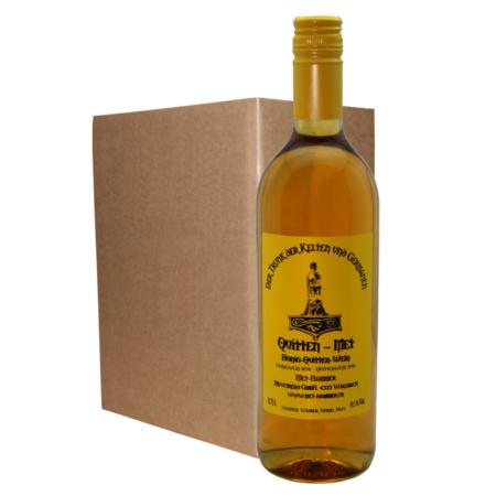 Quitten-Met (6 Flaschen)