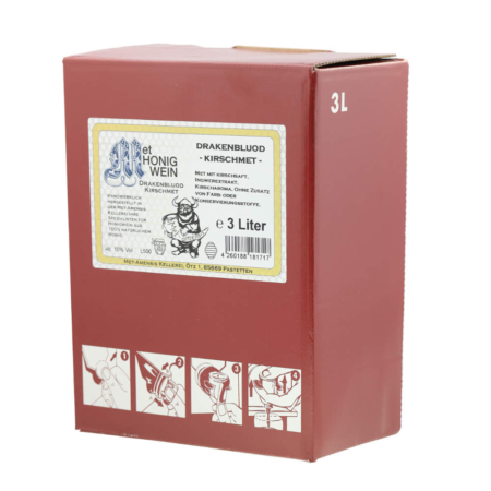 3 Liter Bag-In-Box Amensis Kirsch-Met mit Ingwer