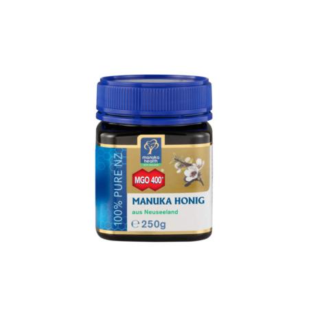 MGO 400+ Manuka-Honig 250g