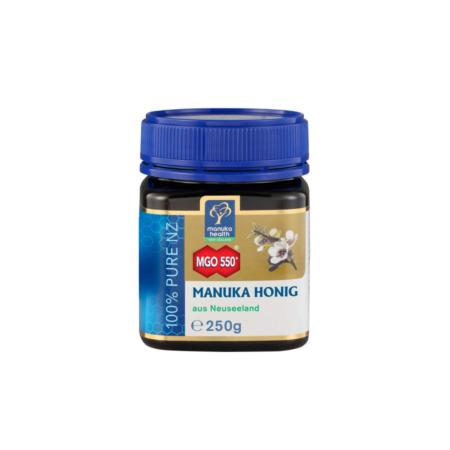 MGO 550+ Manuka-Honig 250g