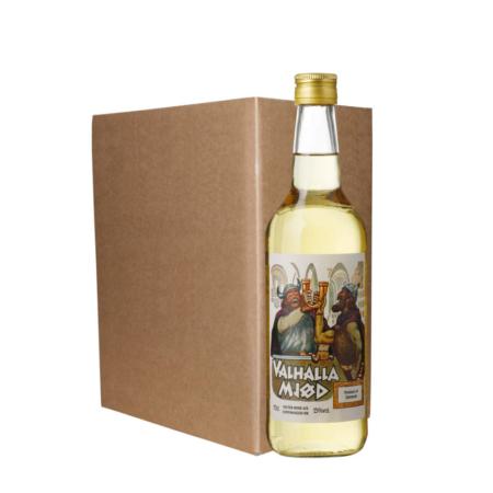 Valhalla Mjød - Glasflasche (6 Flaschen)