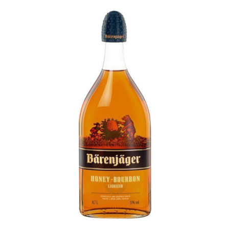 Bärenjäger – Honey Bourbon Liqueur