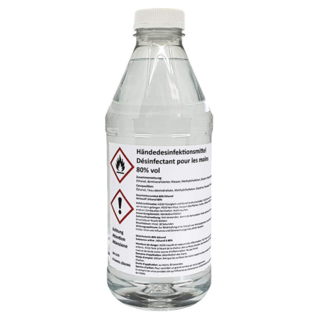 Desinfektionsmittel Hände - DIWISA 1000ml